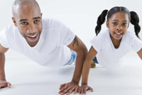 Father Daughter Exercises
