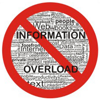 Stop Information Overload