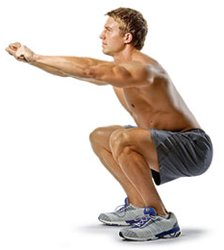Squats Are Great Lower Body Exercises
