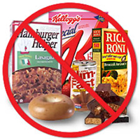 Processed Foods Are Unhealthy