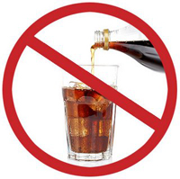 Say NO to Soft Drinks