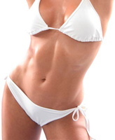 Awesome Abs Woman