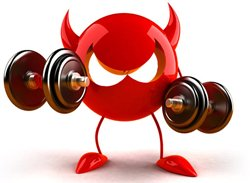 Workout withe the Devil