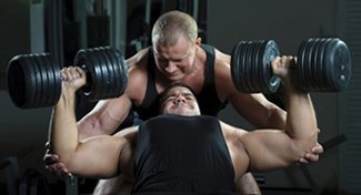 Get a spotter if you