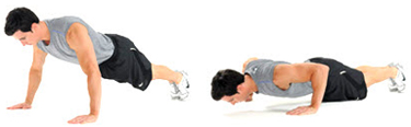 Proper Form For Pushups