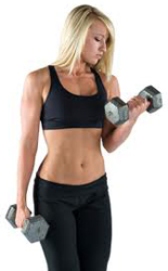 Women Should Work Out With Weights
