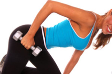 Weight Training Can Help You Get Slim