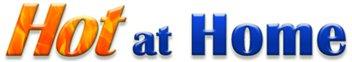 Hot at Home 3D Logo Medium