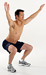 How To Do A Y-Squat