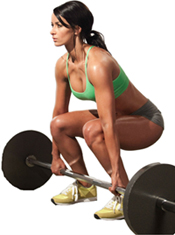 Deadlifts Give You Great Abs