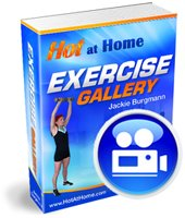 Hot at Home Exercise Gallery on Video Medium