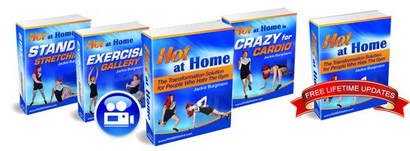 Hot at Home with Video and Bonuses
