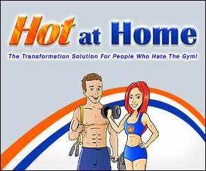 Hot at Home Banner 300x250 Transformation Solution Tagline