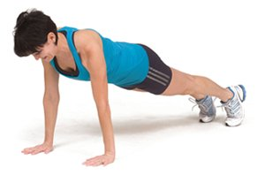 Planks Are A Great Full Body Exercise
